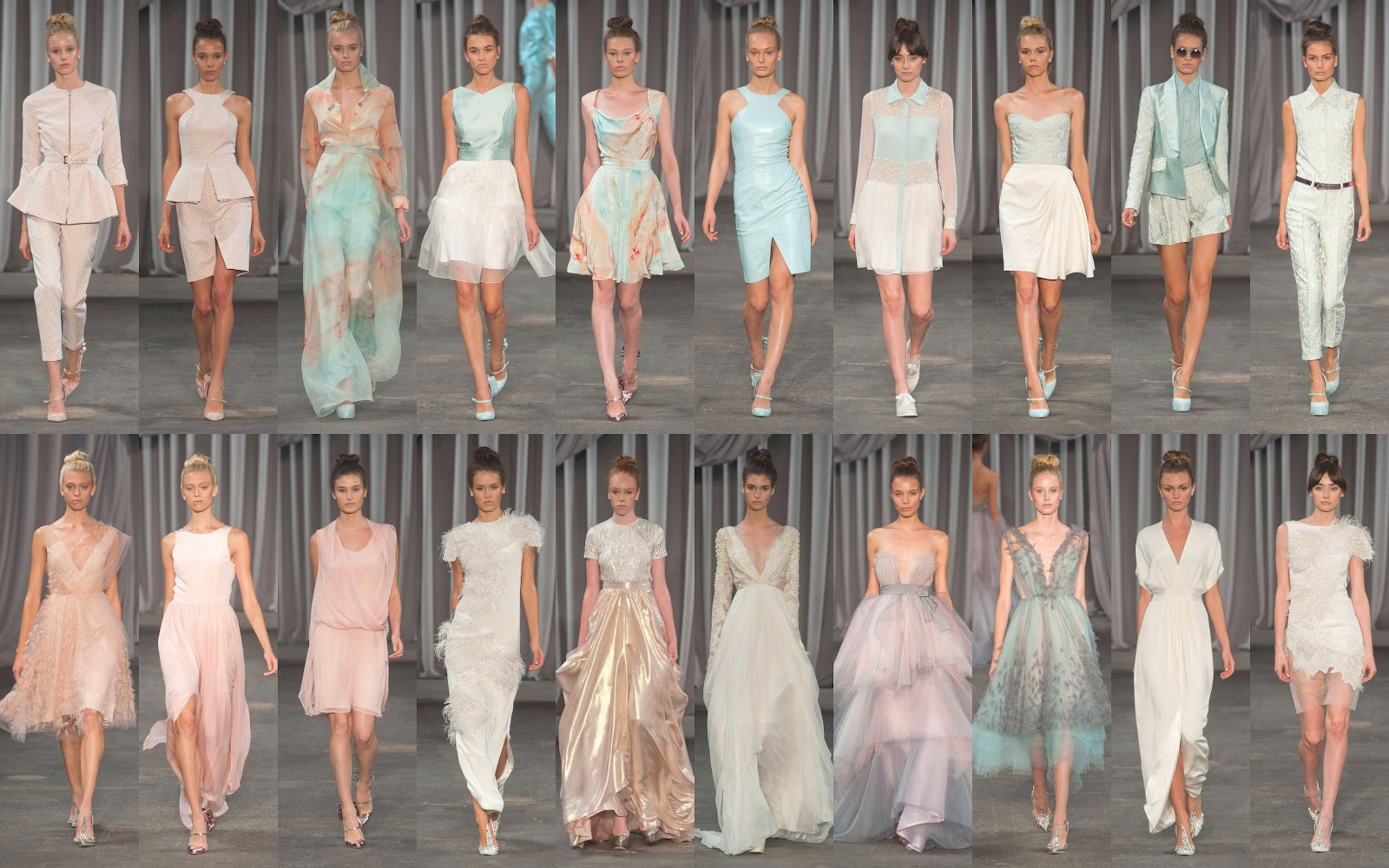 Mad About Monday: Christian Siriano S/S 2013