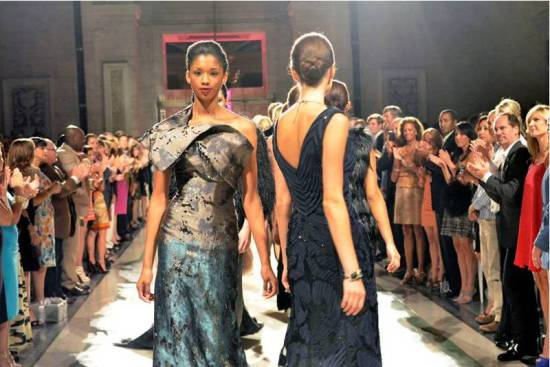 Fashion Show at the Detroit Institute of Art (Image via: Google)
